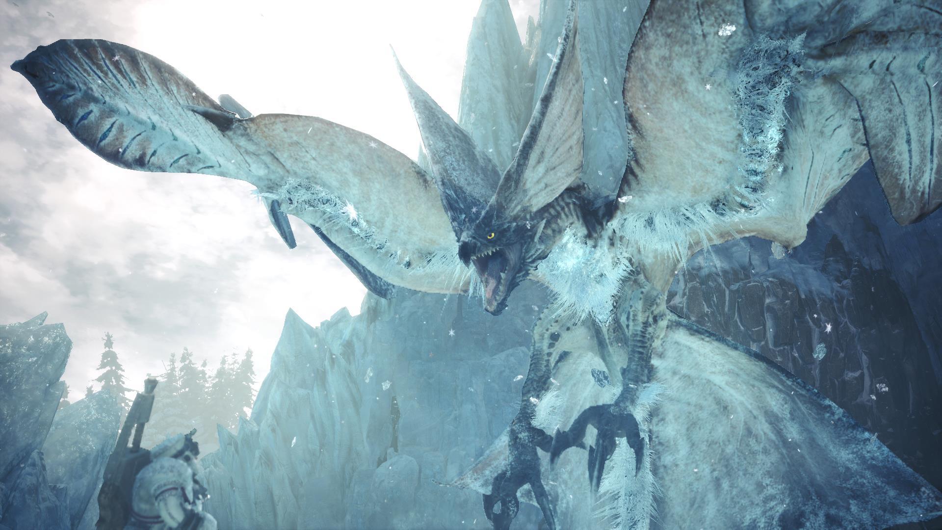 moster hunter world iceborne