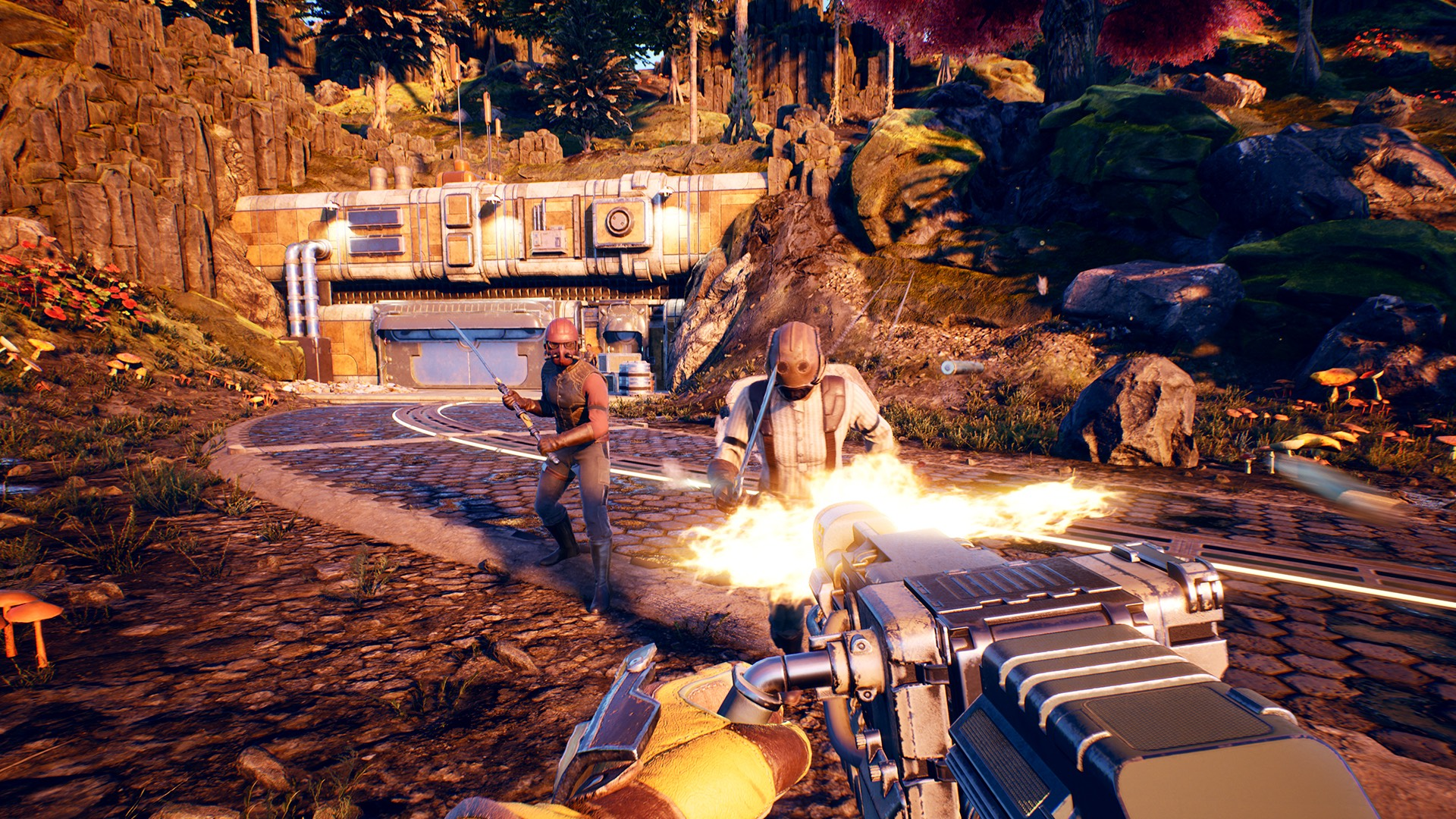 The Outer Worlds Patch 1 3 Adds Font Scaling Ultra Wide Support