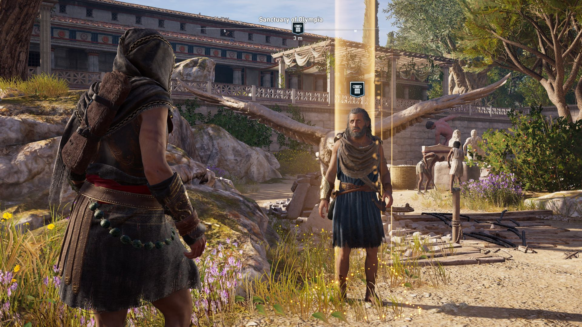 Assassin's Creed Odyssey_Discovery Tour