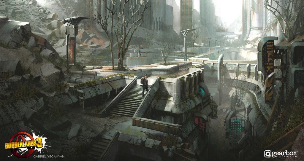 Borderlands-3 Concept Art 4
