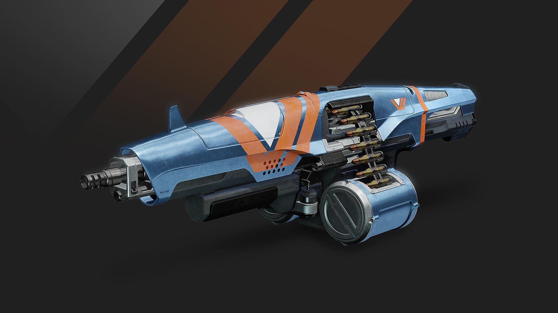 Destiny 2 Ritual weapons
