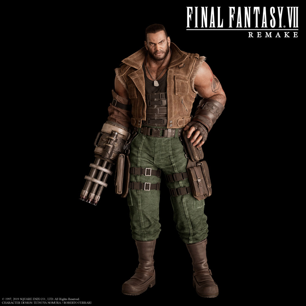 Final Fantasy 7 Remake (4)