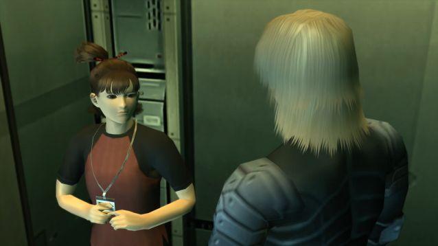 Metal Gear Solid 2 - Emma
