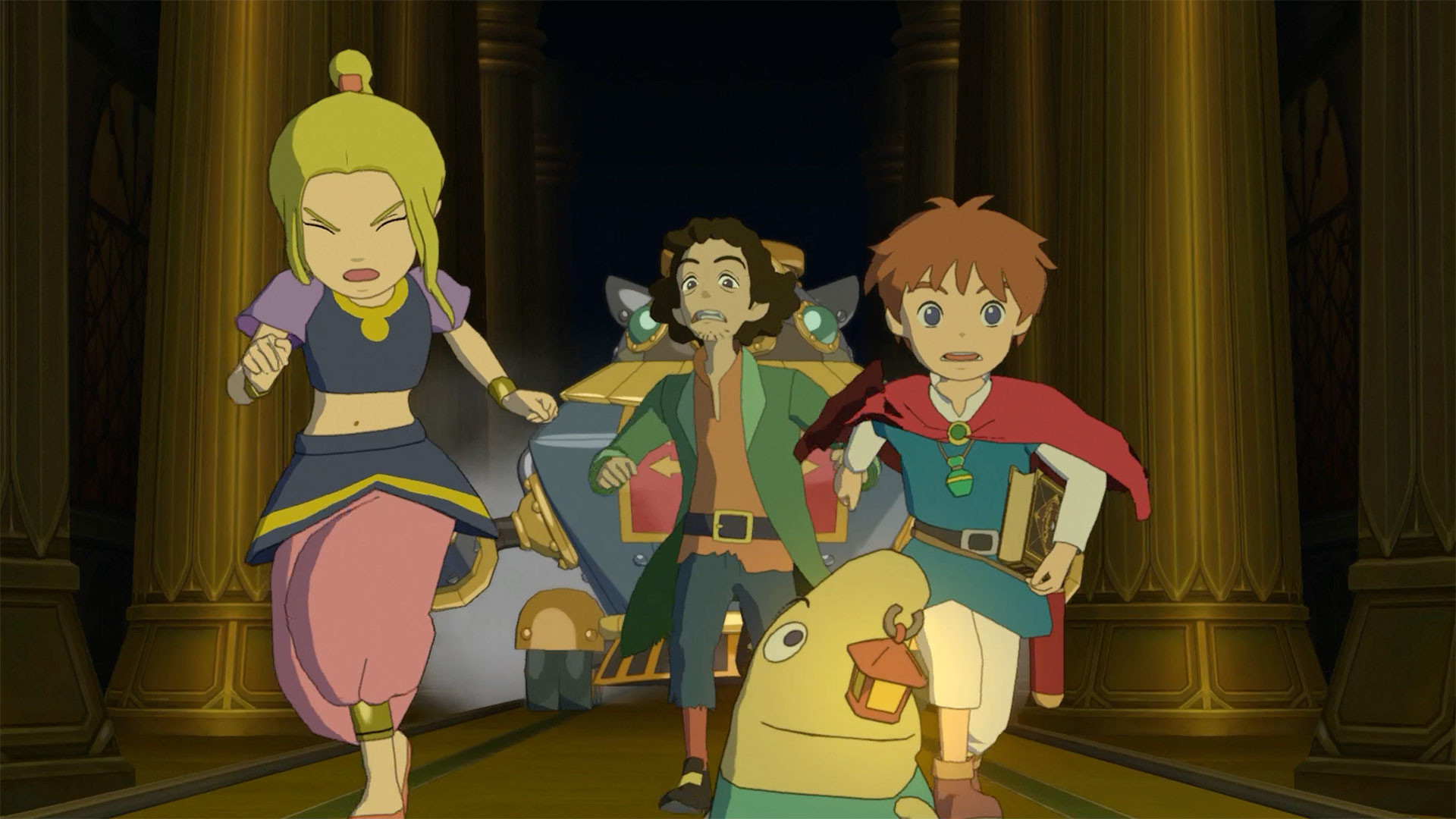 Ni no Kuni - Wrath of the White Witch Remastered