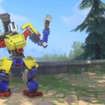 Overwatch's Newest Limited Time Event Focuses on Bastion