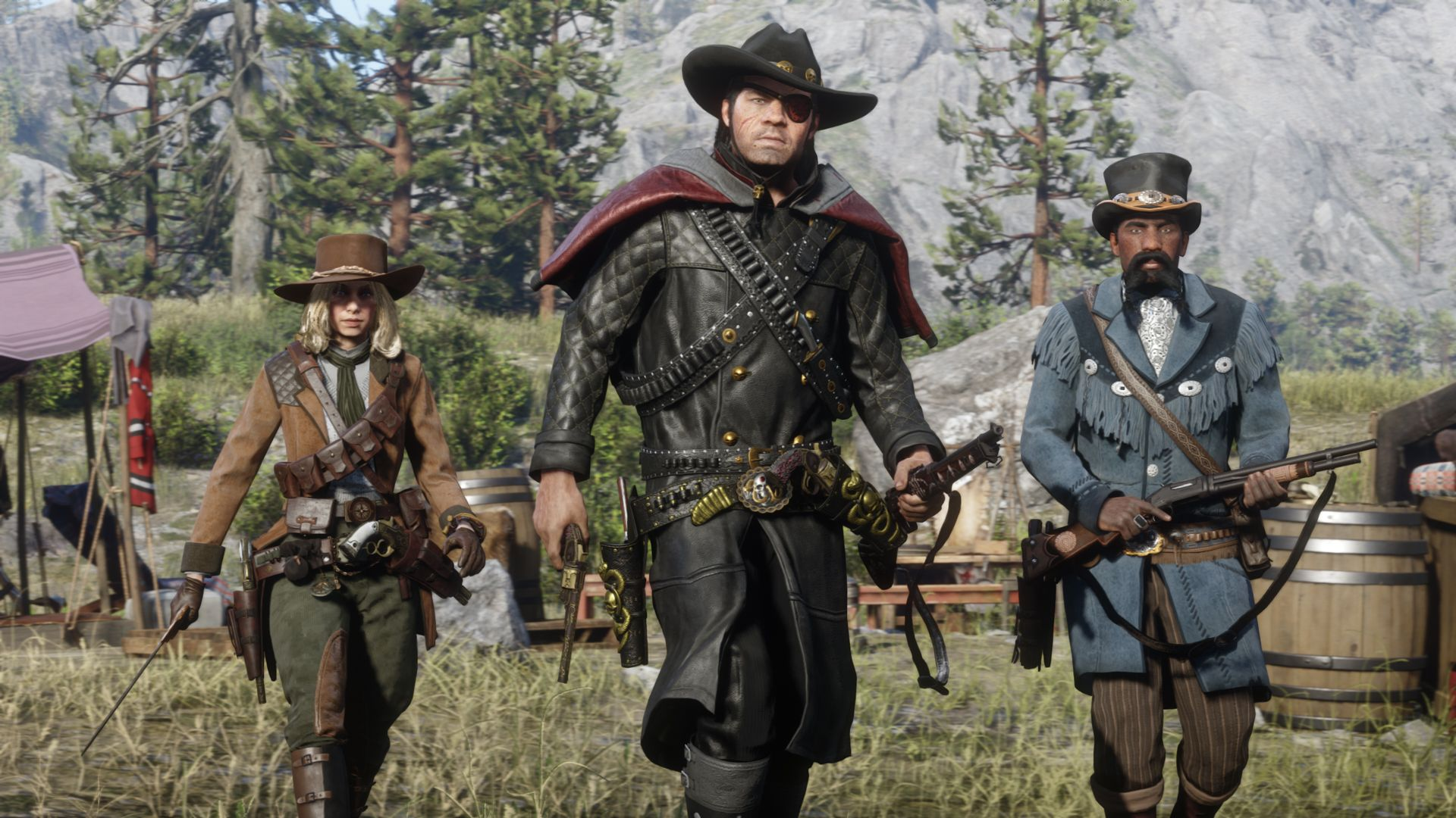 Red Dead Online_Frontier Pursuits