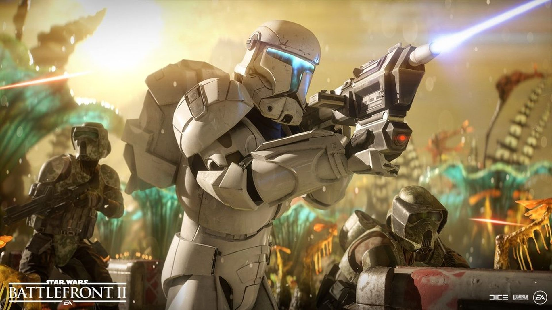 Star Wars Battlefront 2 – Cooperation Update Brings Instant Action ...