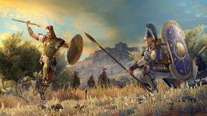 An Overall Battle Saga: Troy is Free Today on Epic Games Shop thumbnail