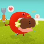 Wattam Releases on December 17th for PS4, PC