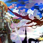 Bayonetta 2 Director Shares Concept Art Illustrated By Famed Artist Tatsuya Yoshikawa For New Project
