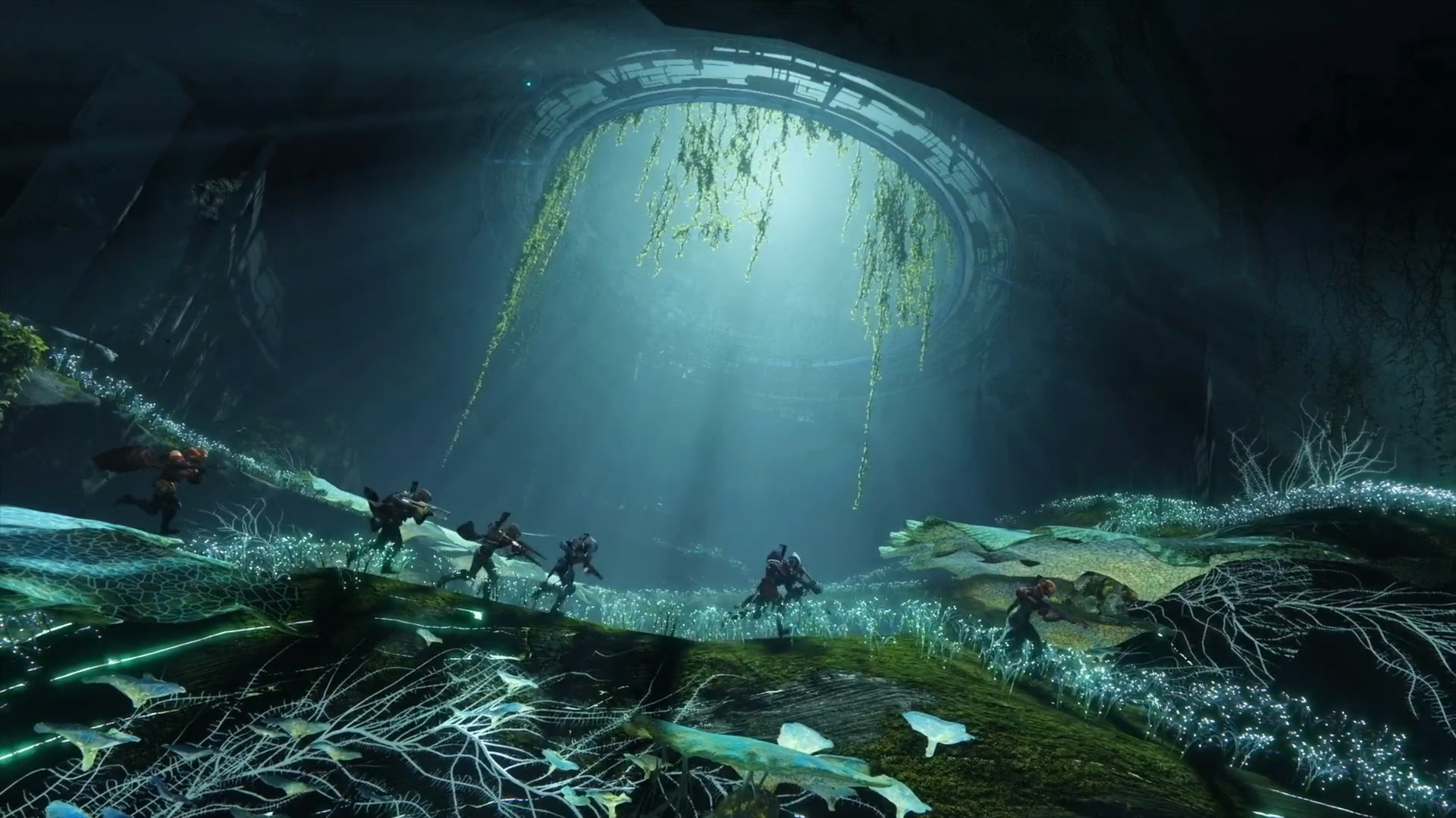 Destiny 2 Shadowkeep Packs Tanks Old Foes And More Into Launch