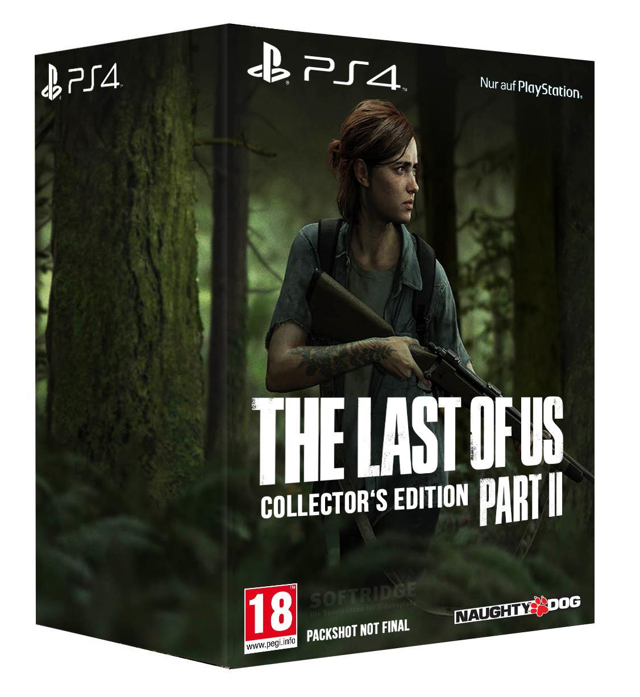 Resultado de imagem para the last of us part II editions