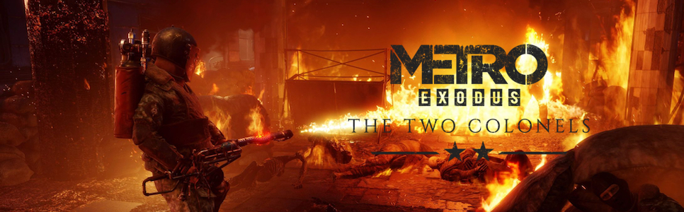Metro Exodus: The Two Colonels Review – Unremarkable