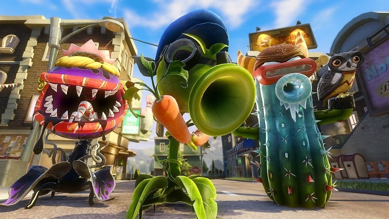 plants for zombies battle for neighborville
