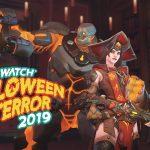 Overwatch Halloween Terror is Now Live, New Skins Revealed