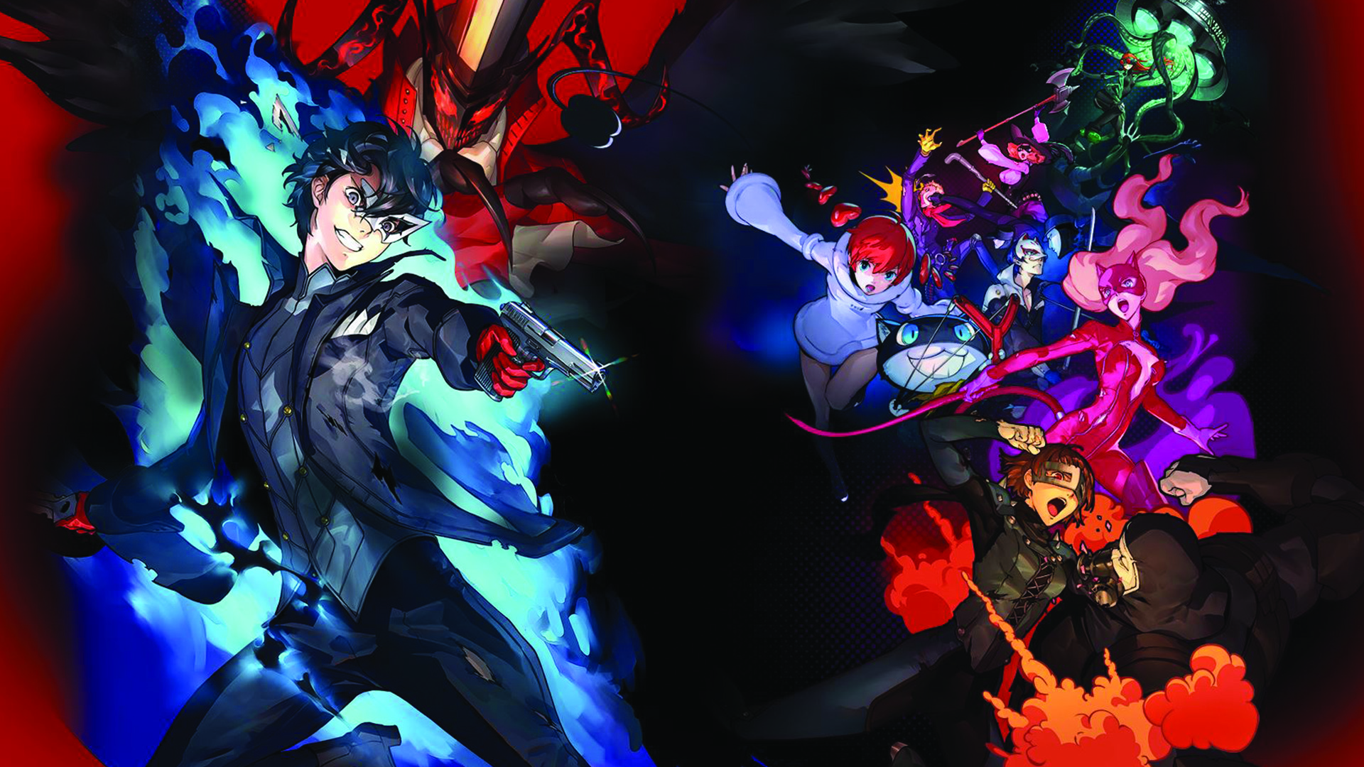 Persona 5 Scramble New Game Plus Requires Defeating The Reaper