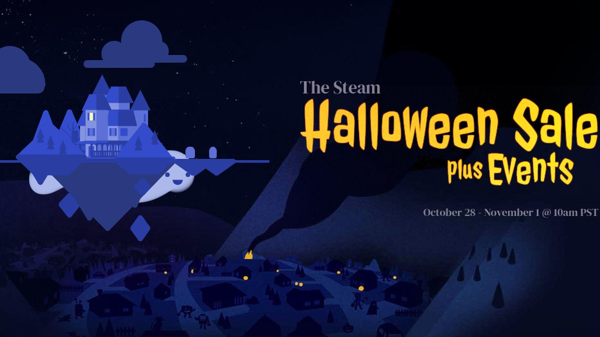 Steam Halloween Sale 2019