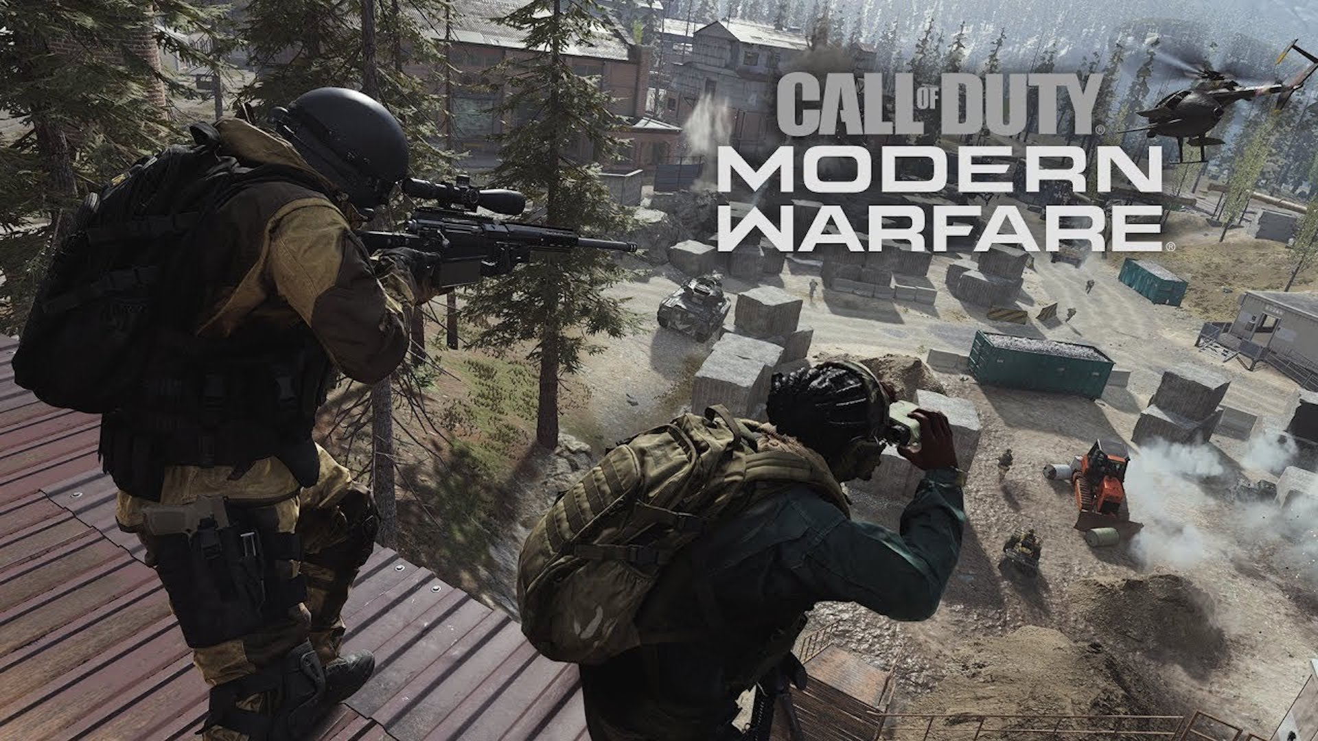 Call Of Duty Modern Warfare Requires Nearly 61 Gb Of Storage