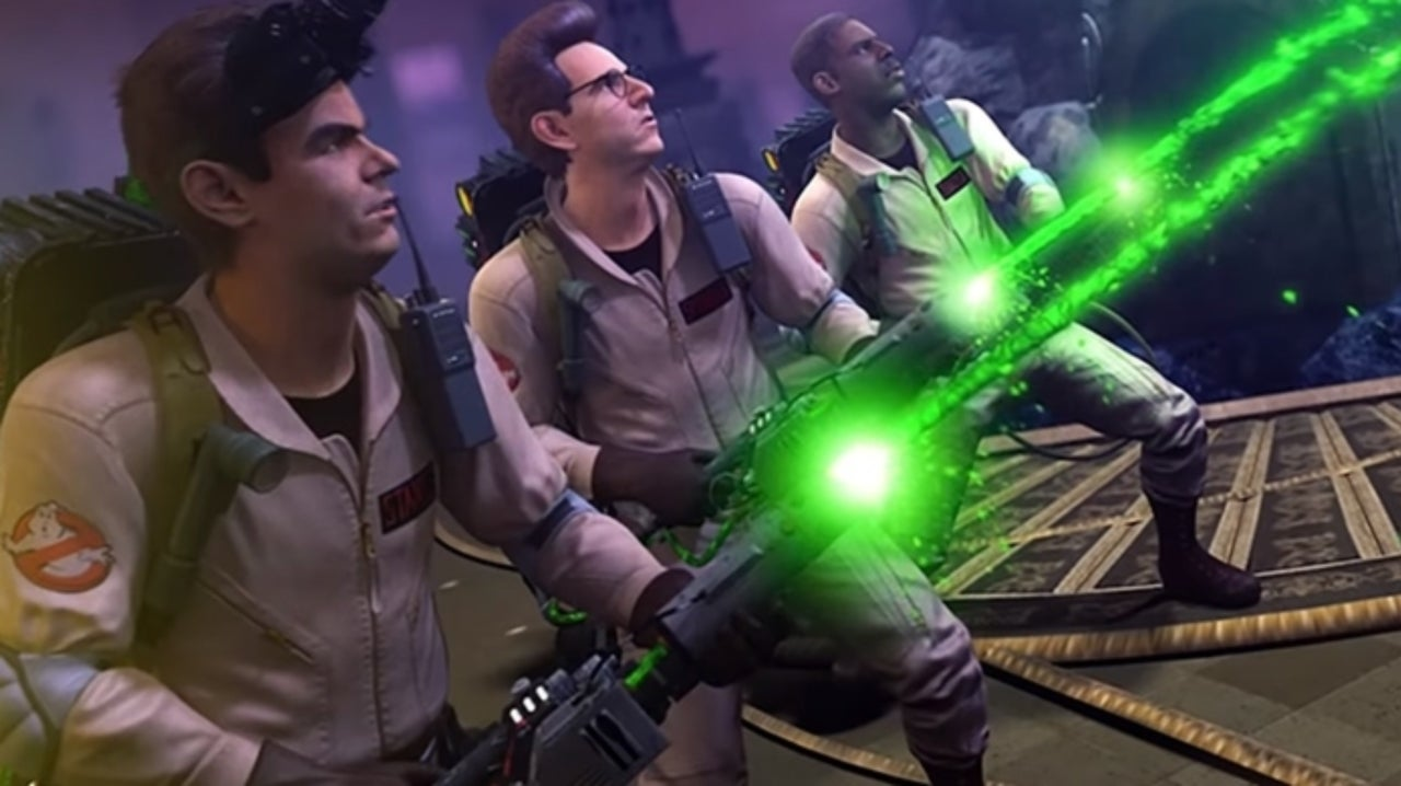 ghostbusters remastered