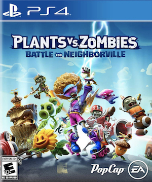 Plants vs Zombies: Battle for Neighborville Box Art