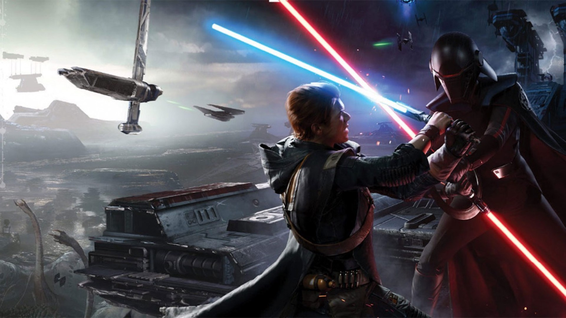 Star Wars Jedi Fallen Order Won T Have Pre Launch Trial On Ea