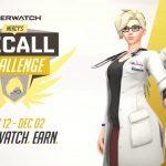 Overwatch – Mercy's Recall Challenge Now Live, Awards Free Legendary Skin