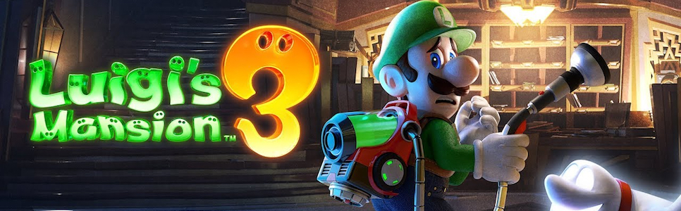 Luigi S Mansion 3 Review Who You Gonna Call