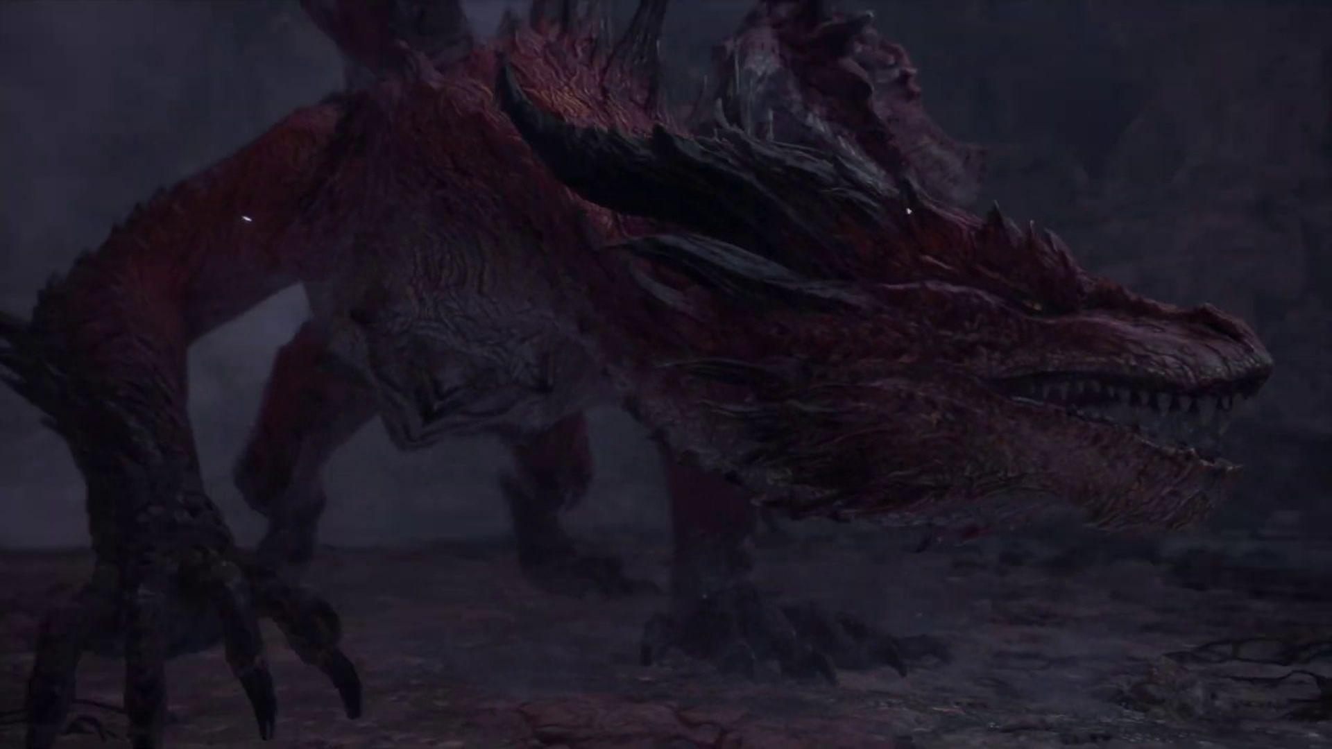 Monster Hunter World Iceborne - Safi'jiva