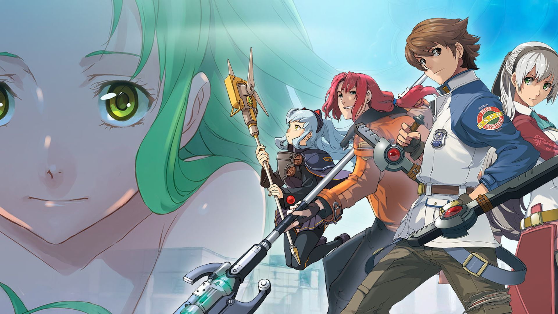 The Legend of Heroes - Zero no Kiseki
