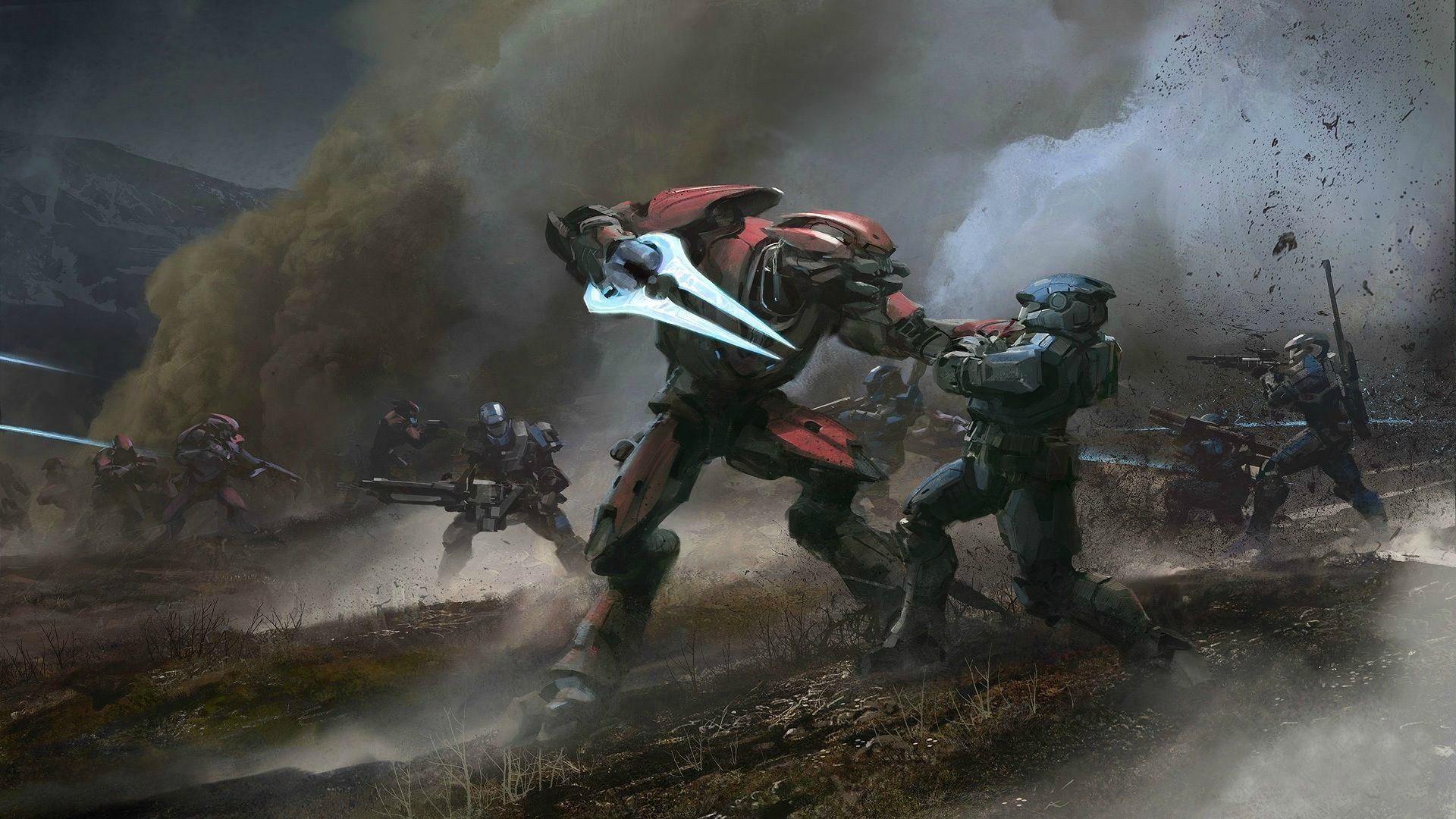 Halo Reach Pc Issues Are Being Looked Into By 343