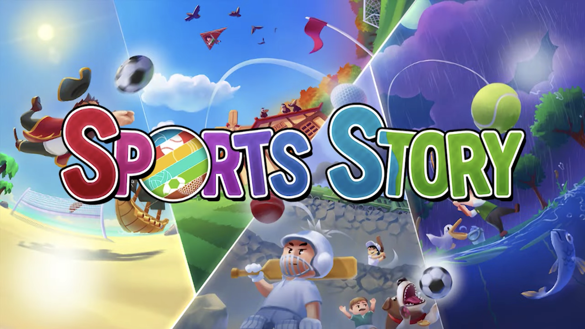 Biggest Games Of 2020.Sports Story A Sequel To Golf Story Is Coming To Nintendo