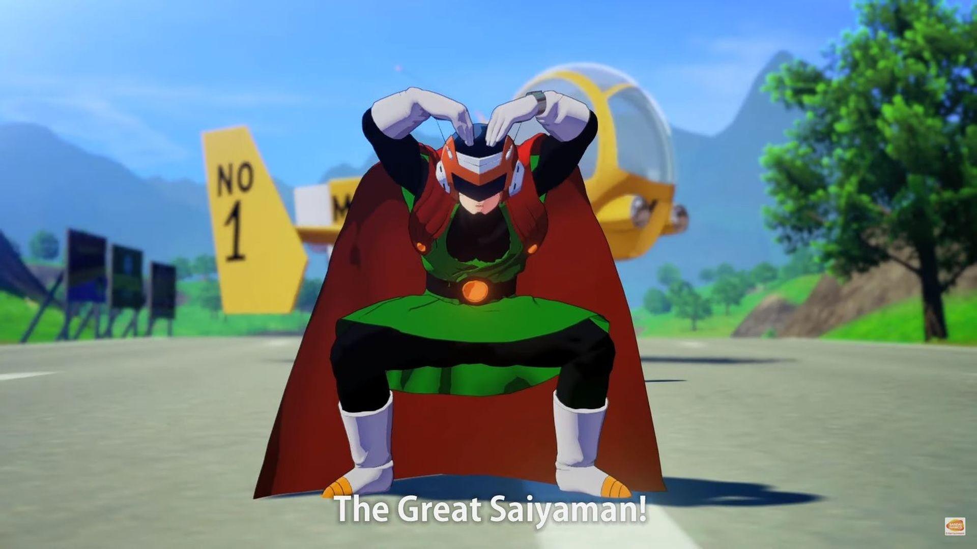 Dragon Ball Z Kakarot_Saiyaman