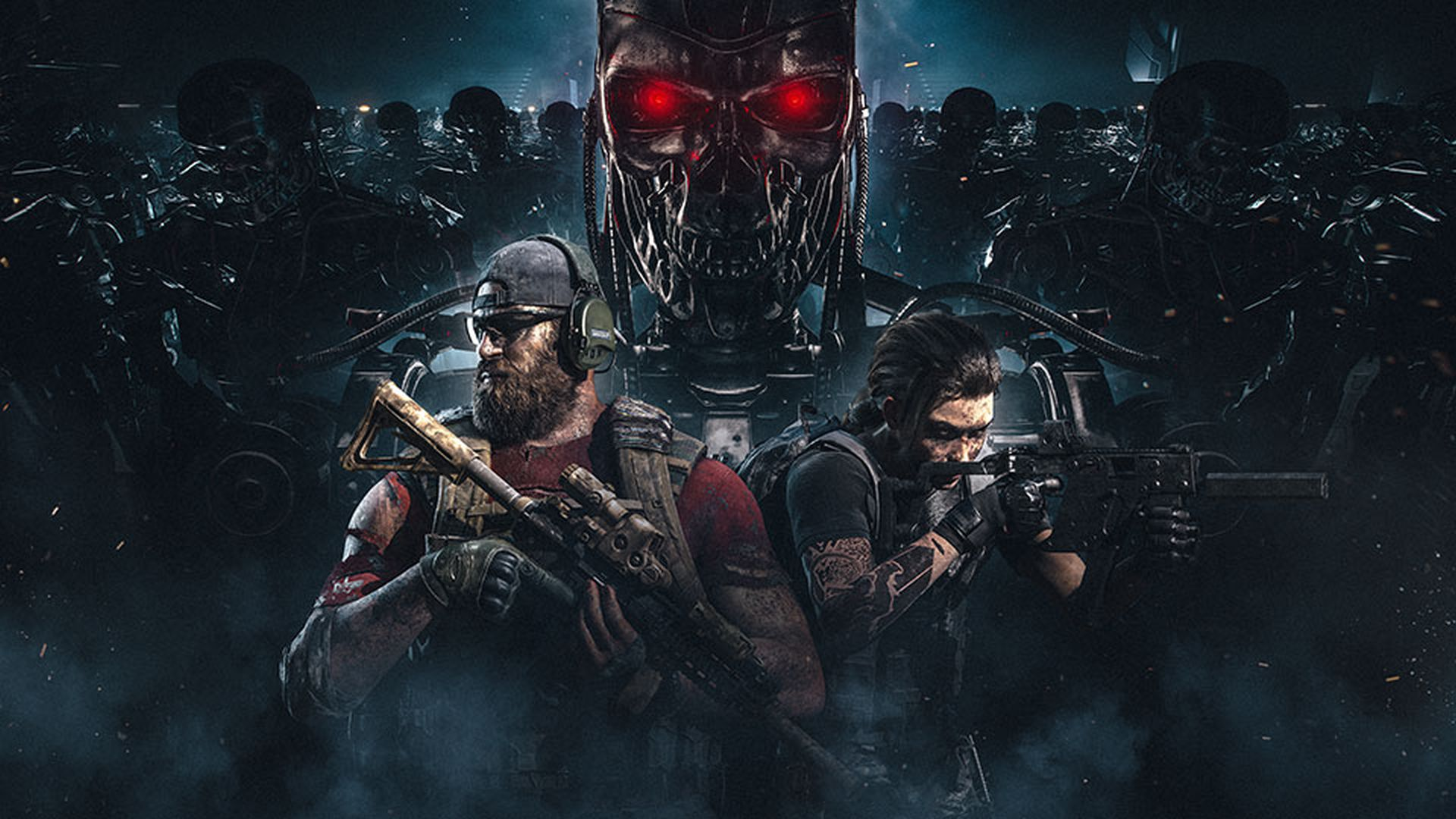 Ghost Recon Breakpoint - The Terminator event
