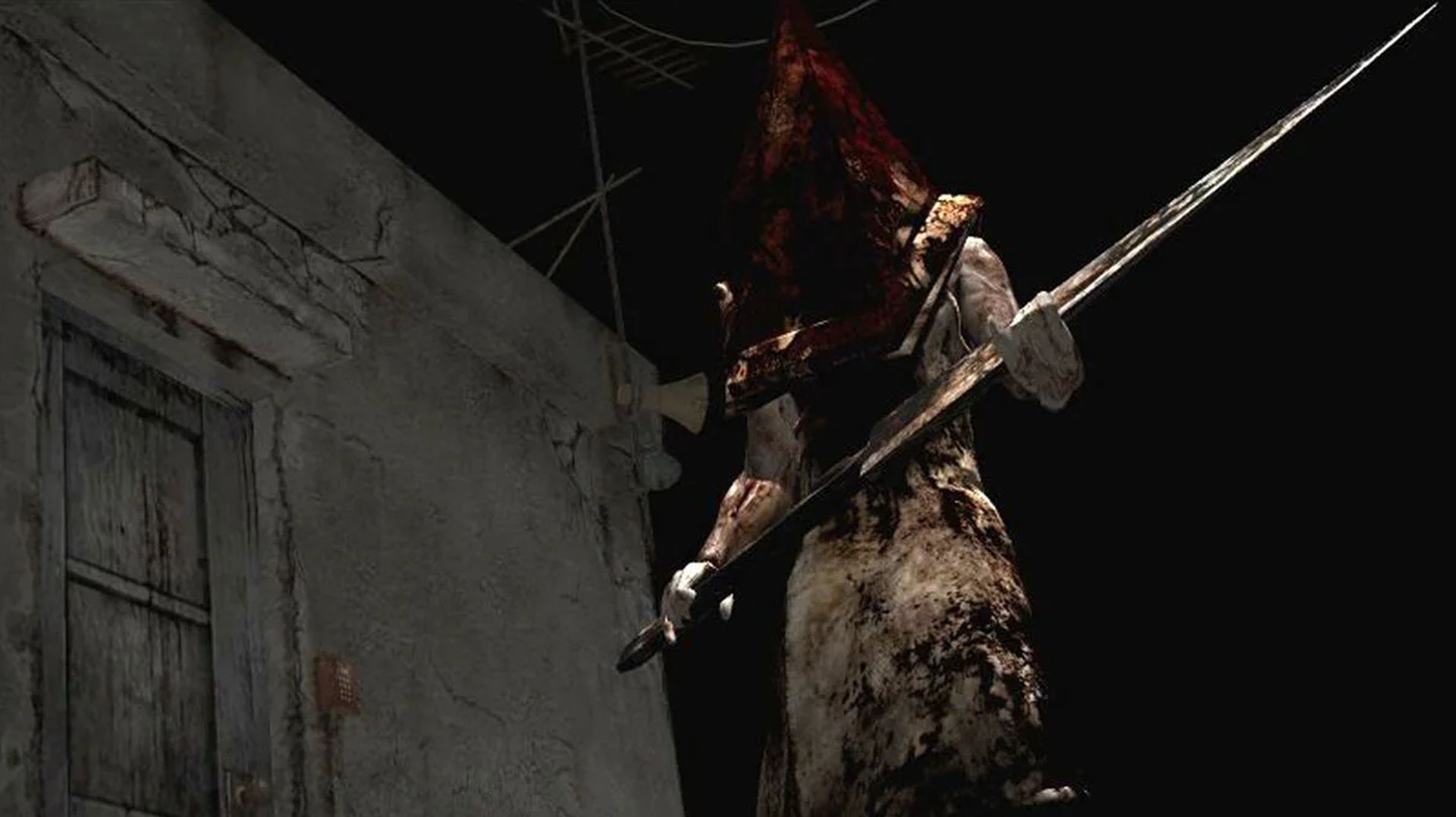 Silent Hill 2 - Pyramid Head_02