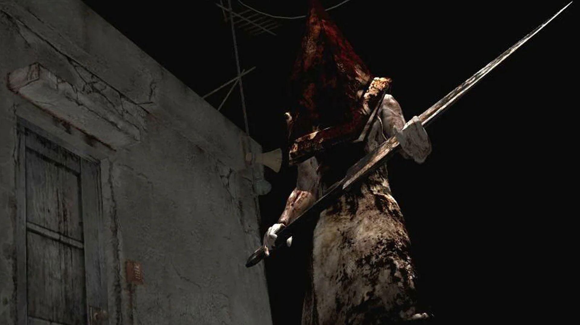 Silent Hill 2 - Pyramid Head_02