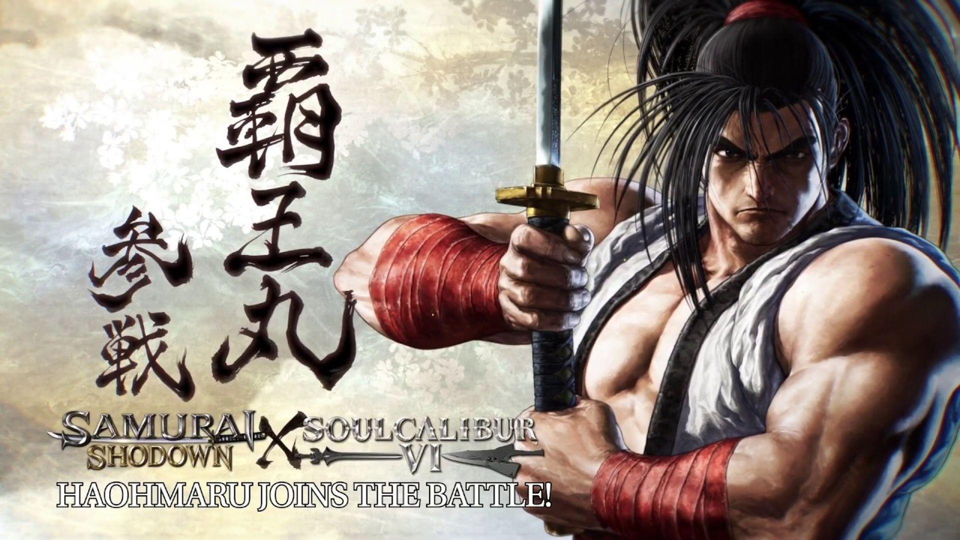 Soulcalibur 6 Haohmaru