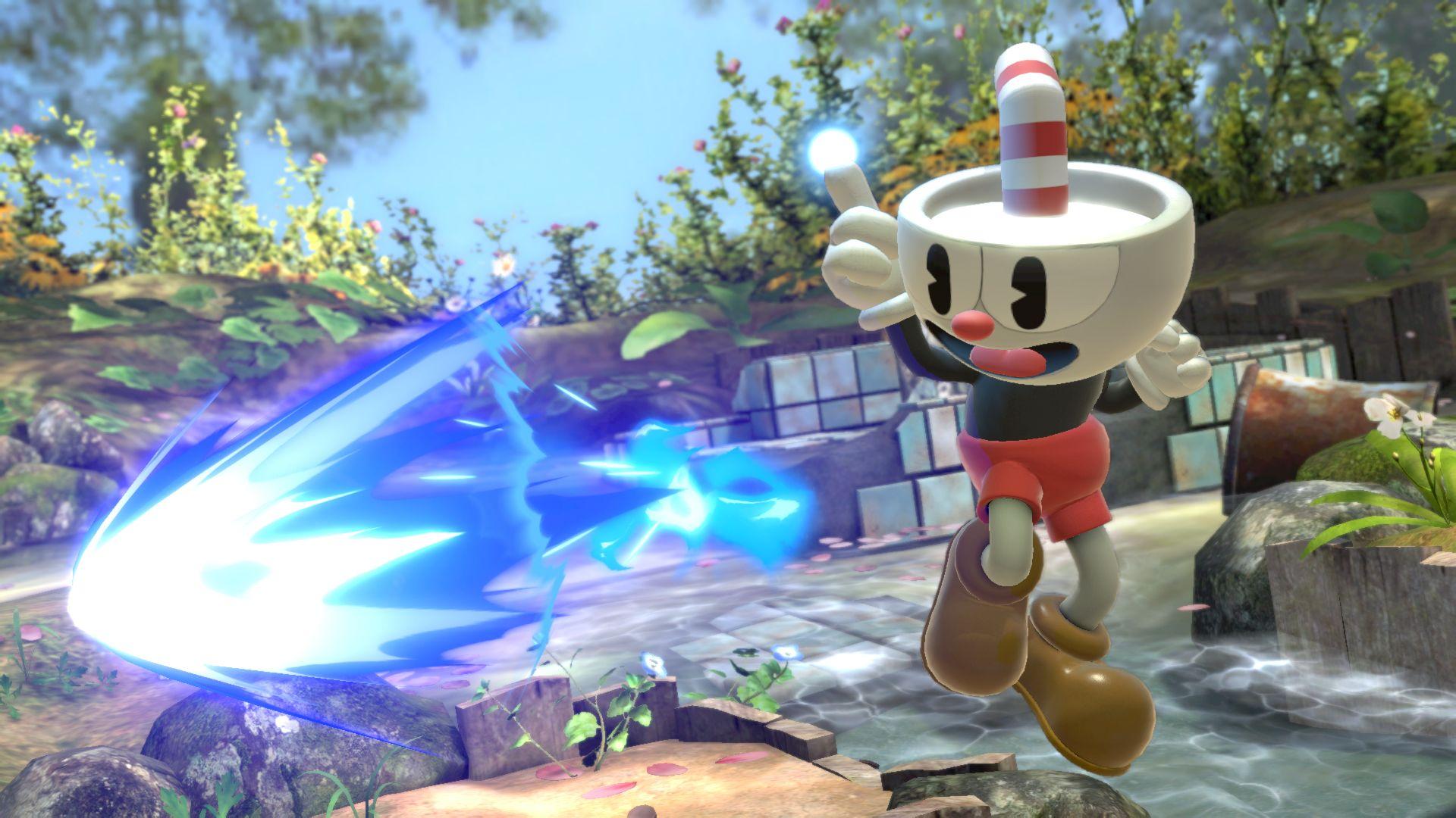 Super Smash Bros Ultimate - Cuphead