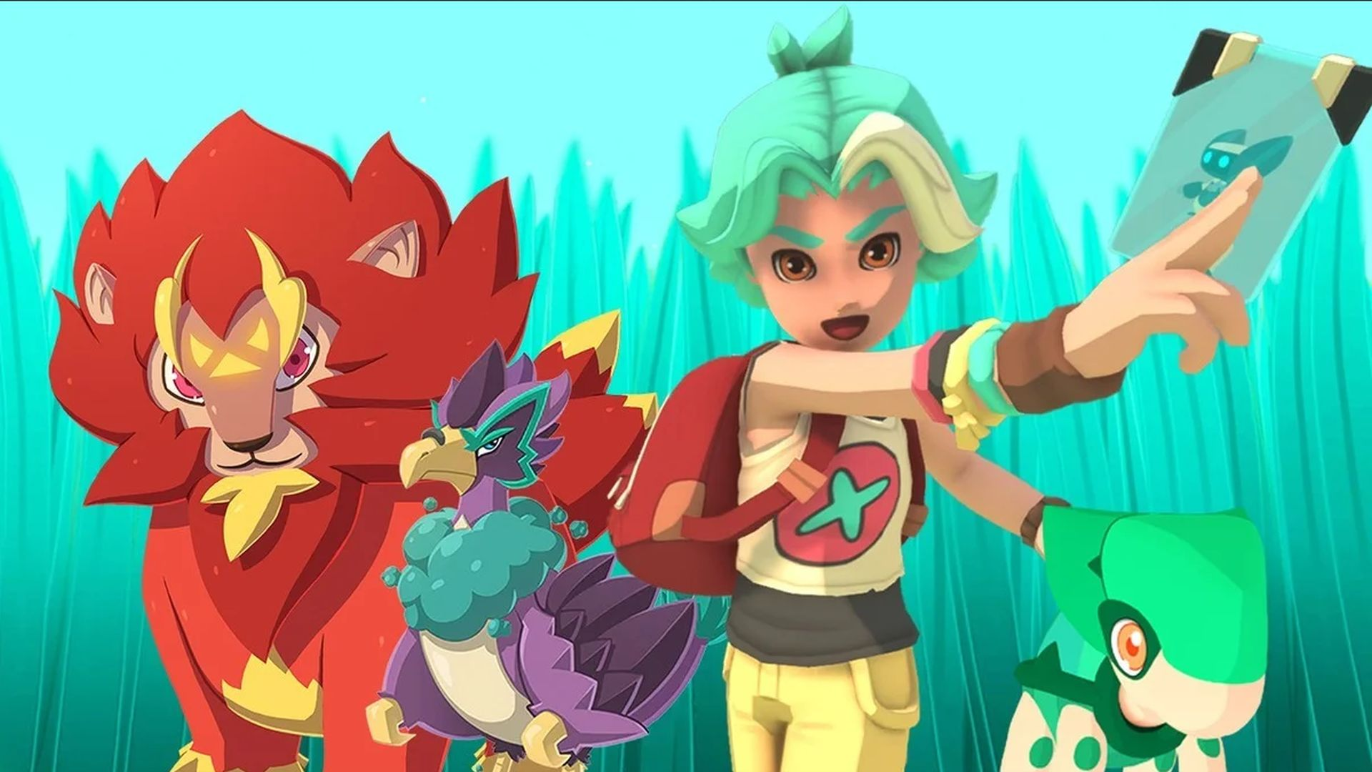 Temtem is Out Now on Steam Early Access