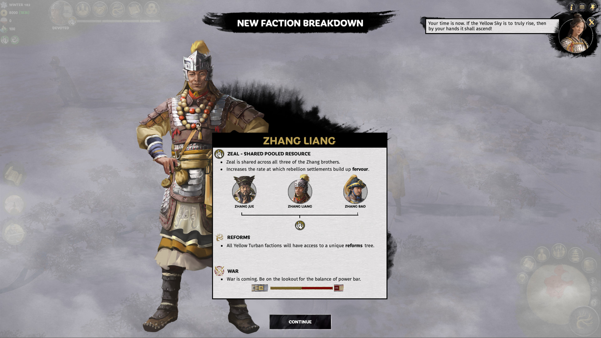Total War Three Kingdoms - Mandate of Heaven_03