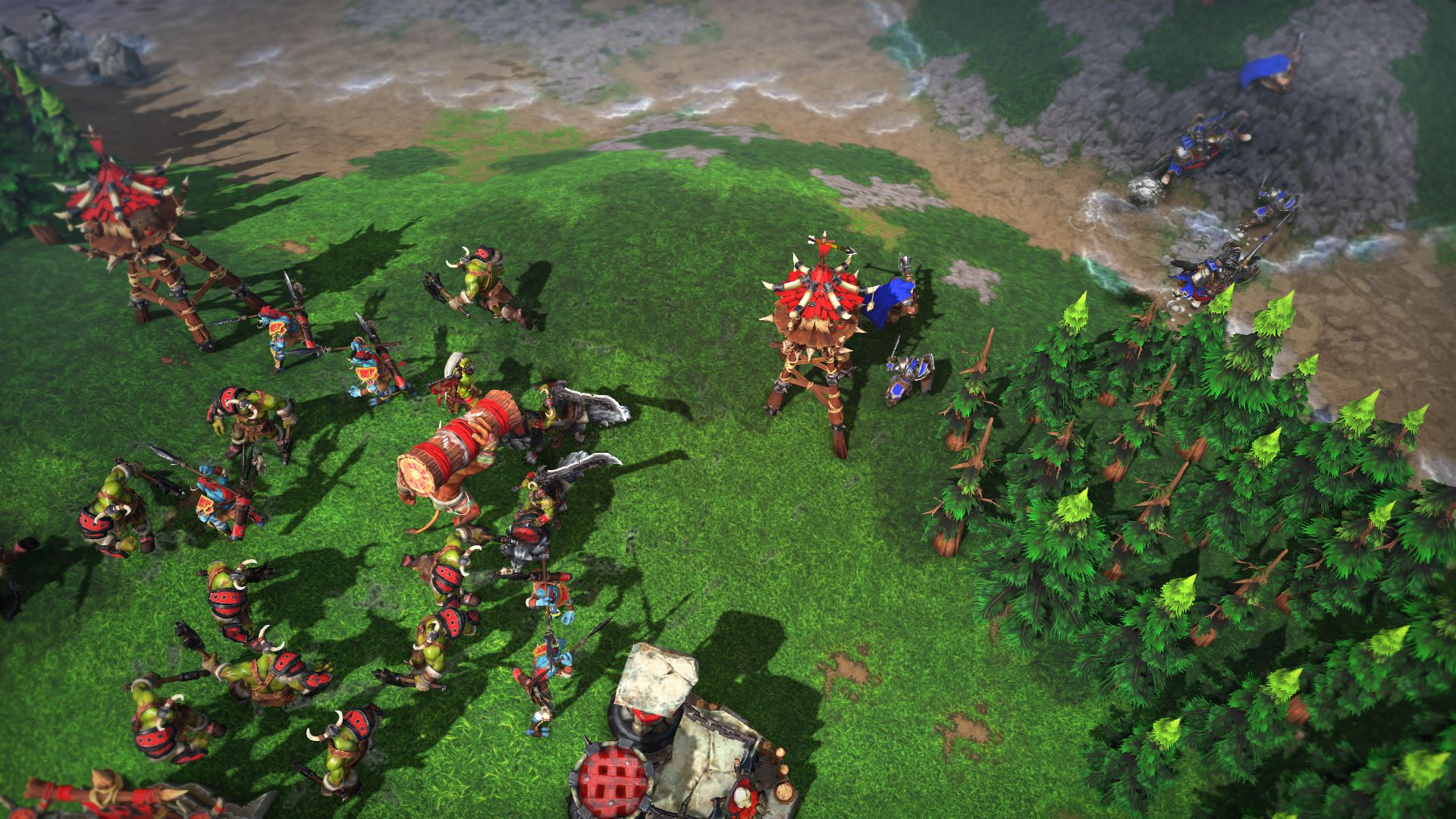 Warcraft 3 Reforged 13 Ways Its Different From Warcraft 3 Classic