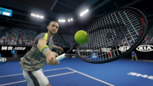 AO Tennis 2 Review – Not Quite An Ace