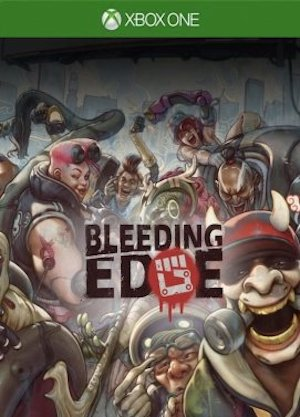 Bleeding Edge Box Art