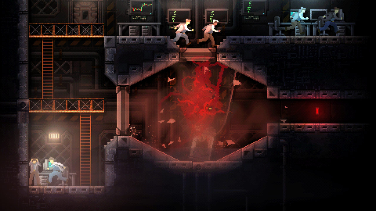 Carrion Gets Slick Anime Inspired Launch Trailer