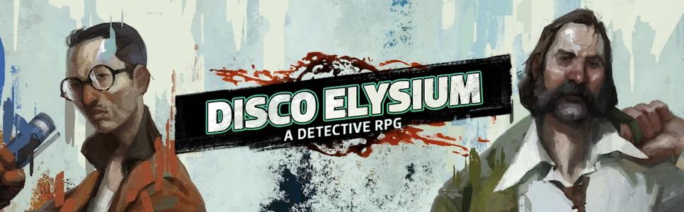 disco elysium cover image | RPG Jeuxvidéo