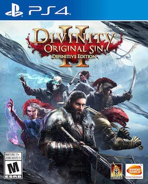 Divinity: Original Sin 2 Box Art