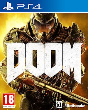 DOOM (2016) Box Art
