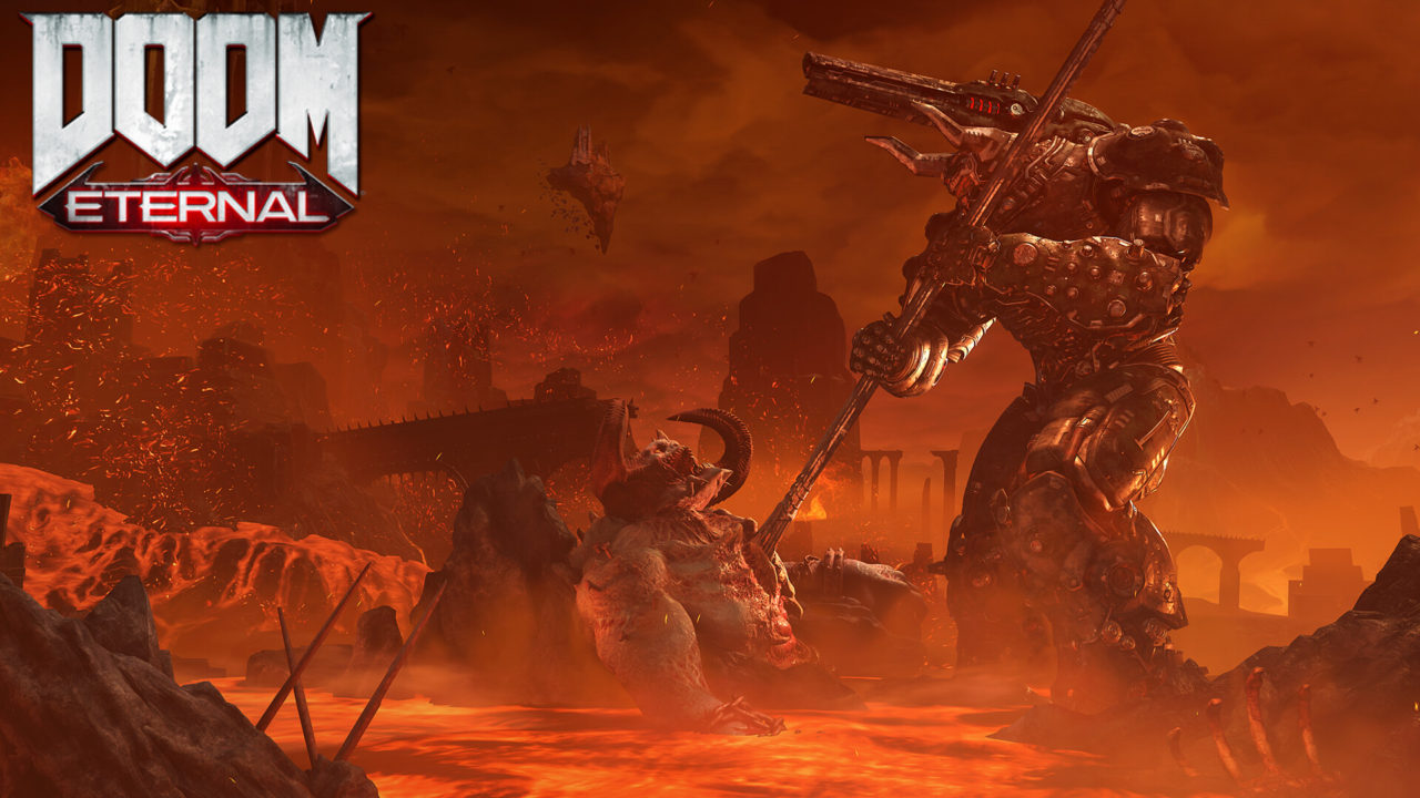 Doom Eternal The Ancient Gods Campaign Dlc Announced Full