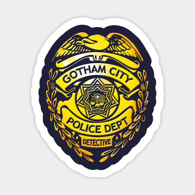gcpd badge