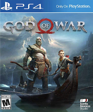 God of War (2018) Box Art