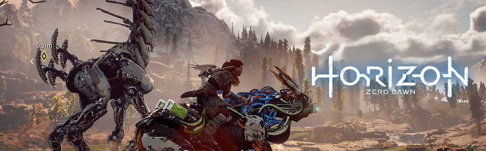 Horizon Complete Edition PC Review – An Excellent Port of a Flawed Game